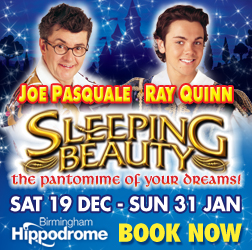 Sleeping Beauty at Birmingham Hippodrome - Book Now